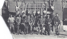 Hunting season, around 1913