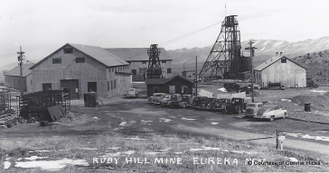 Ruby Hill in the 50s